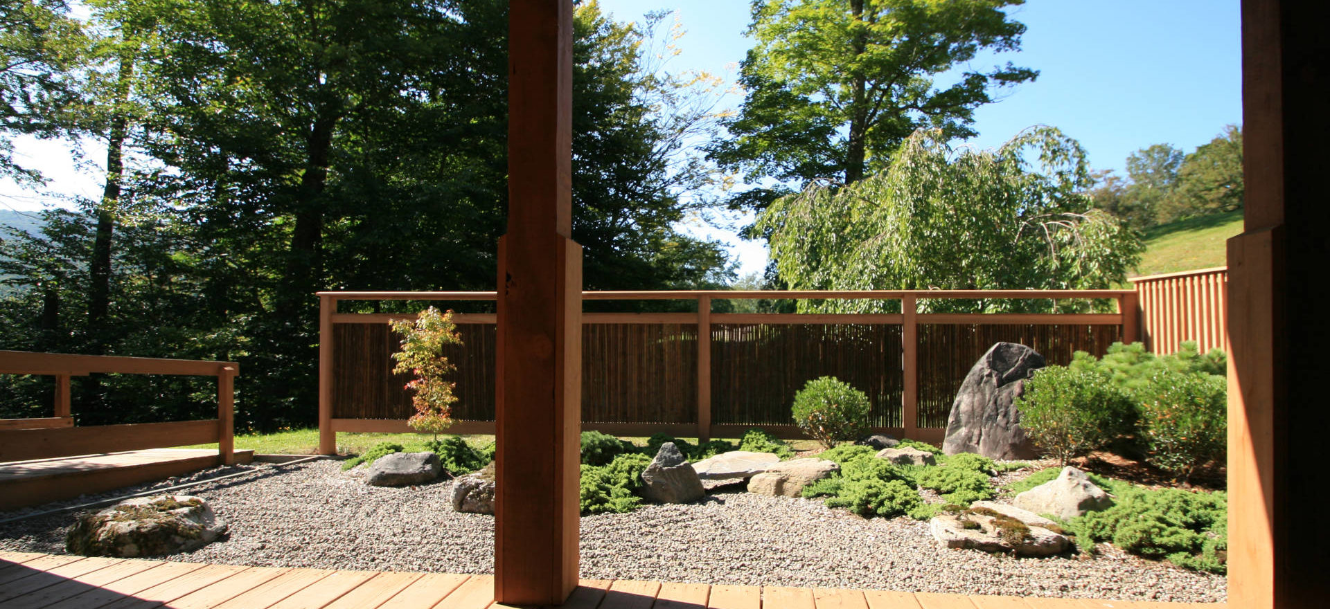 Deck and Fence 2