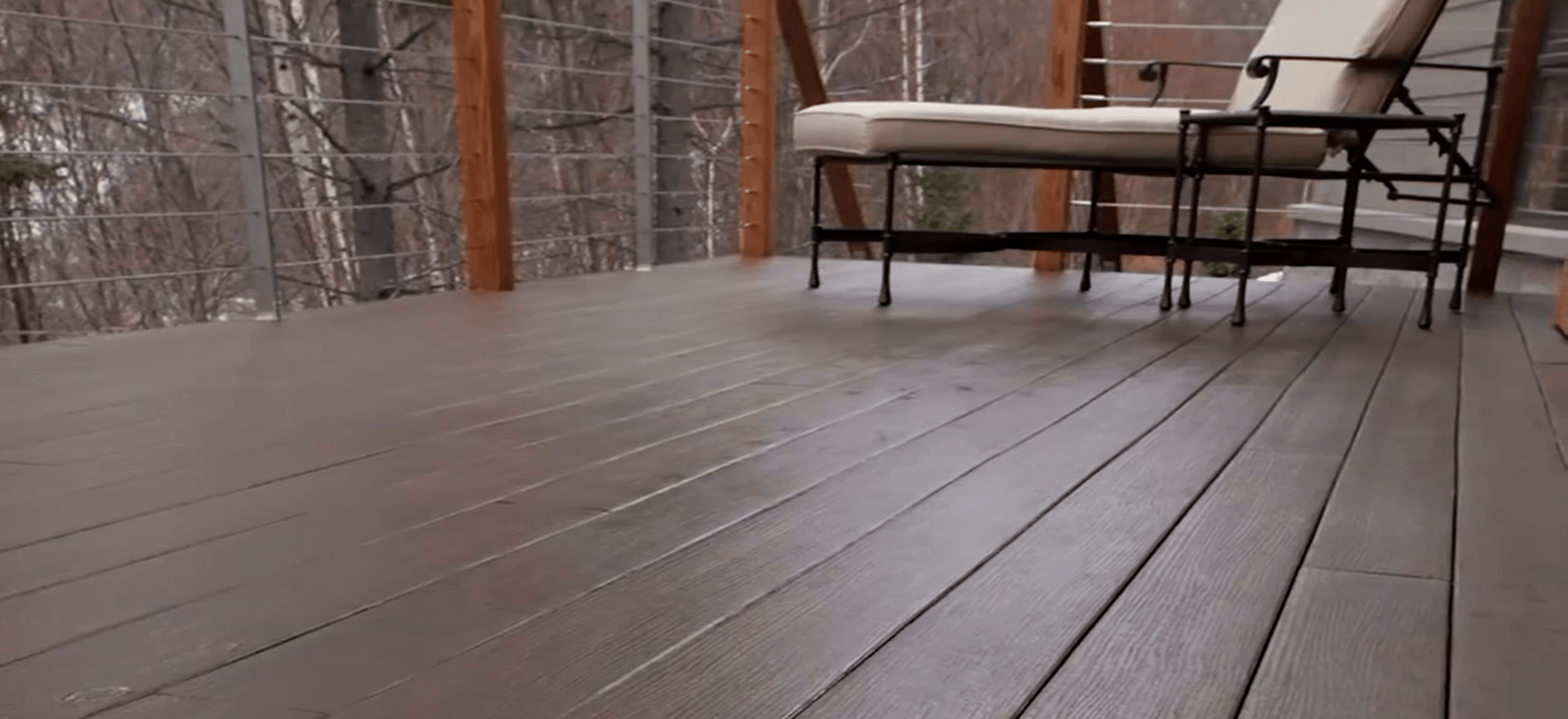 Deck and Fence 3