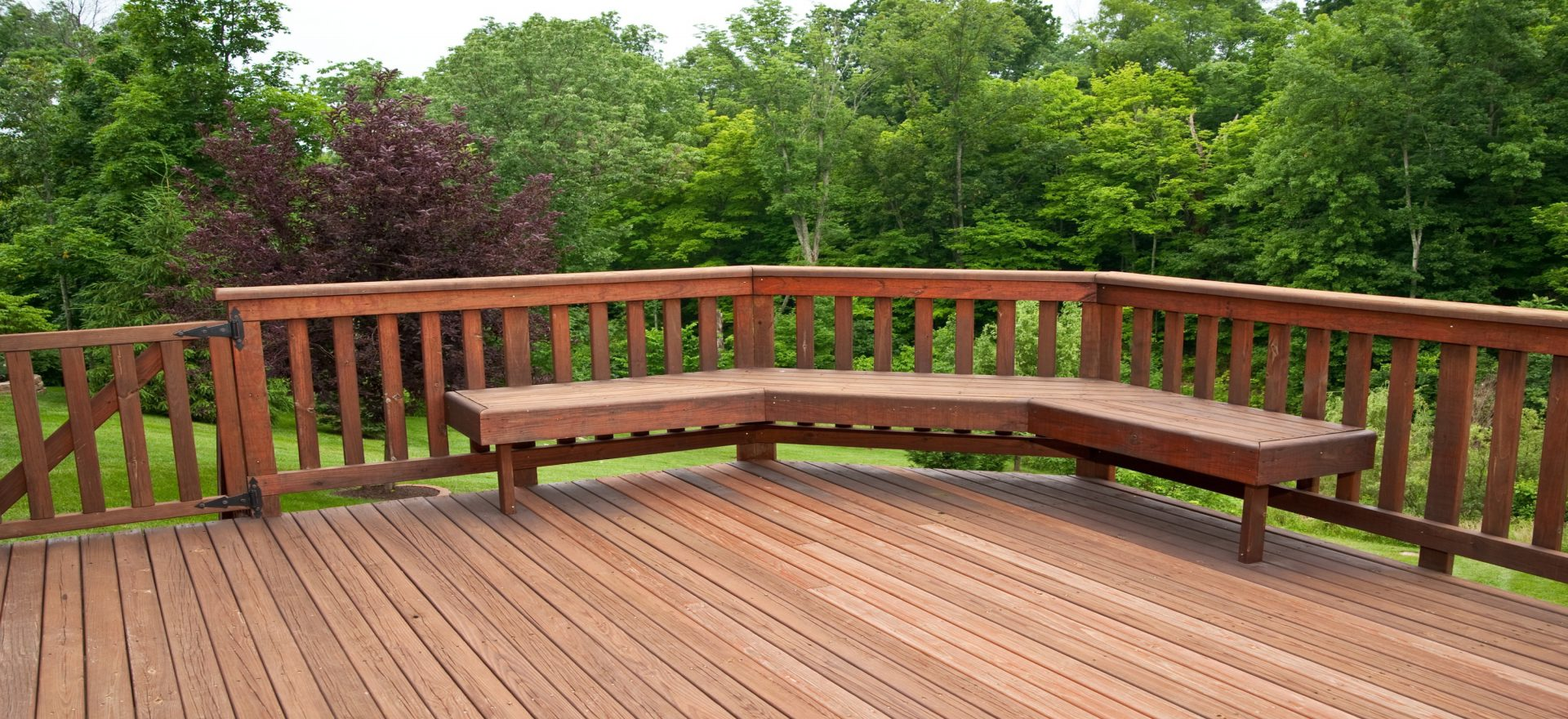 Deck and Fence 6