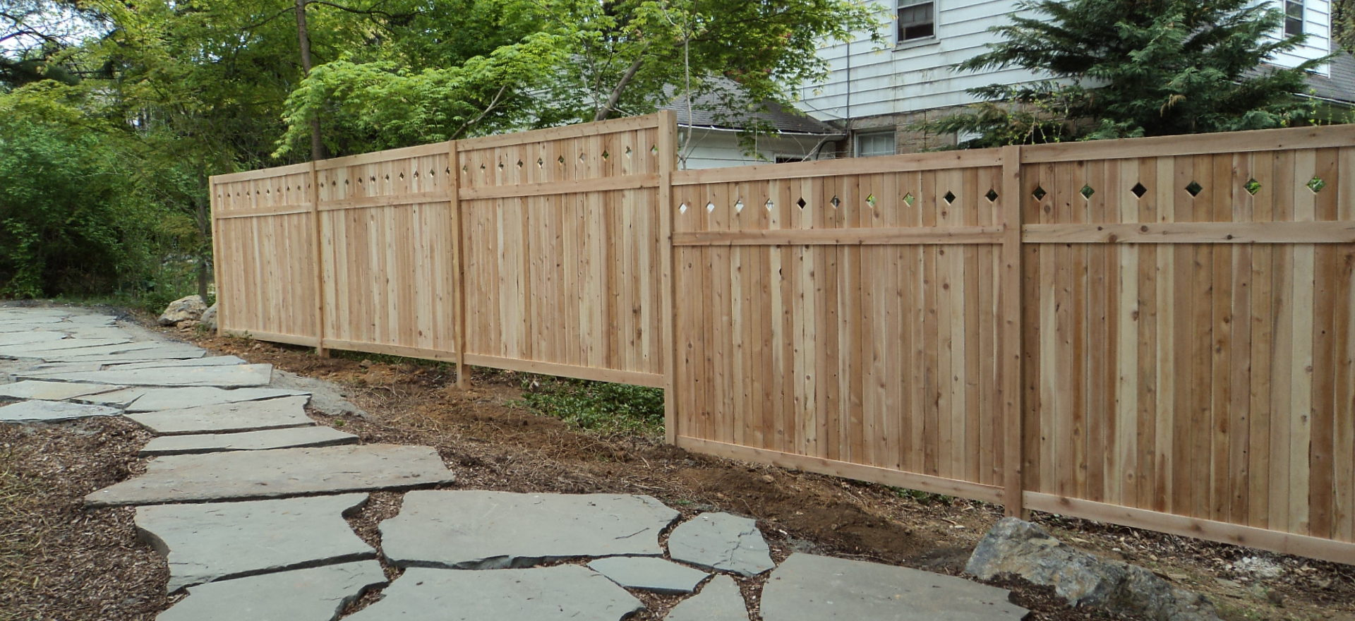 Deck and Fence 7