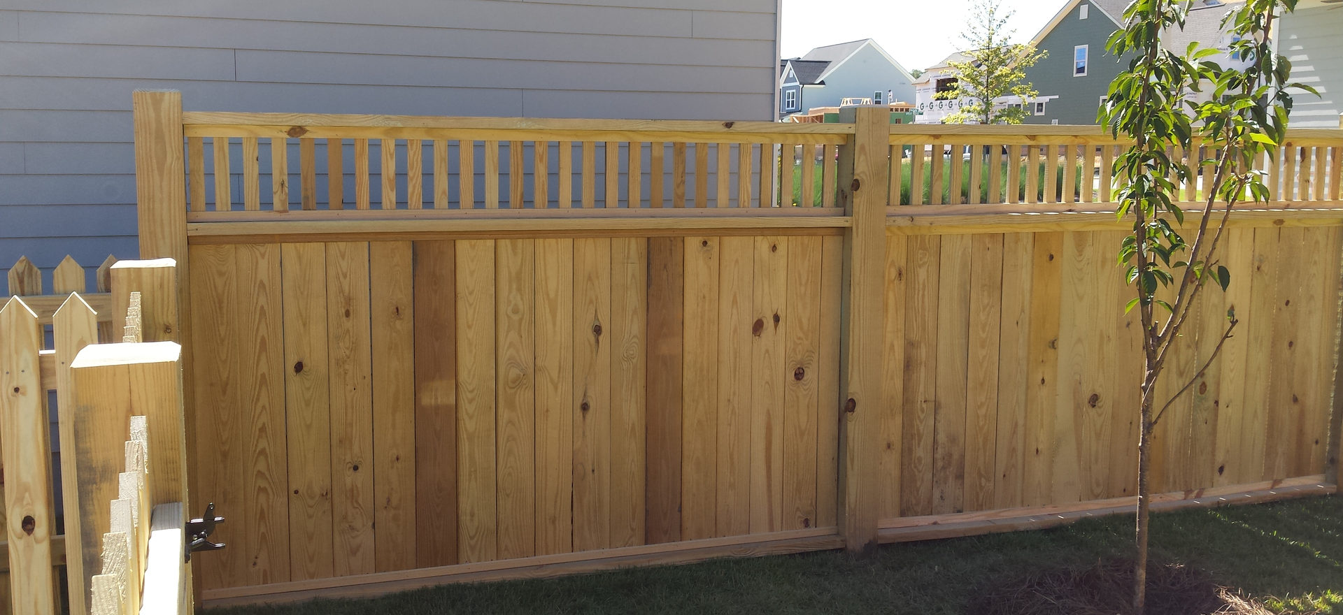 Deck and Fence 8